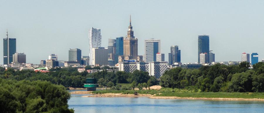 Localisation web en Pologne