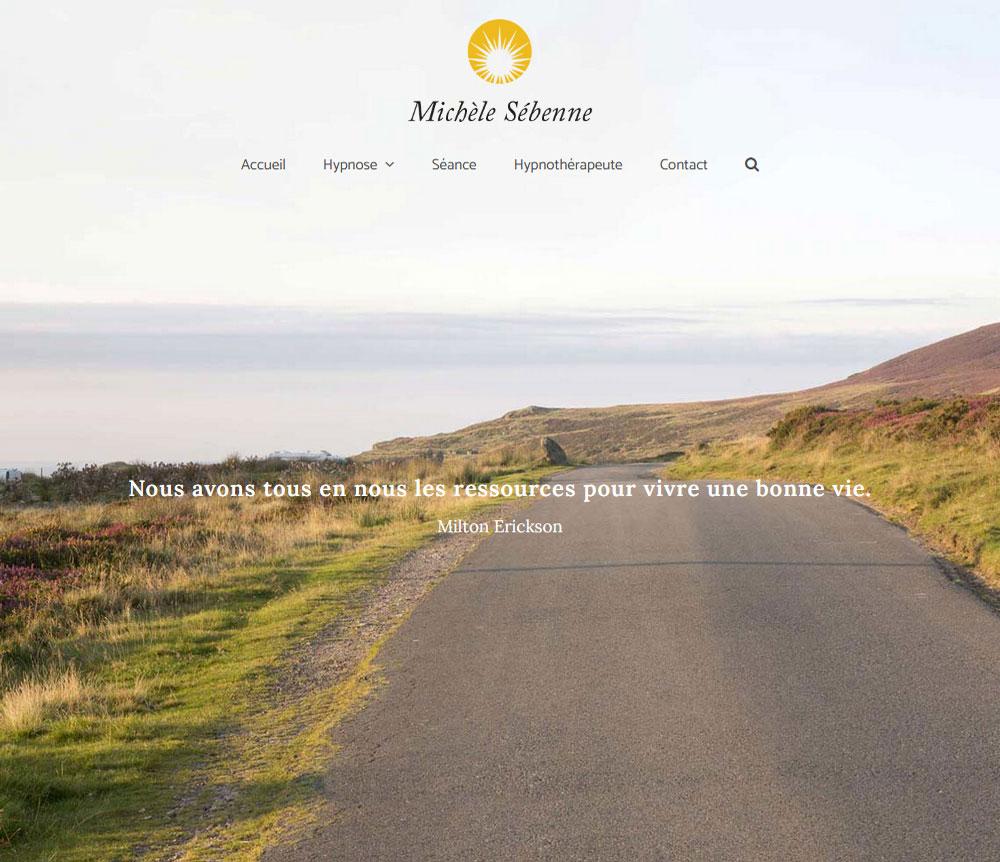 Webdesign Site Hypnose Montpellier